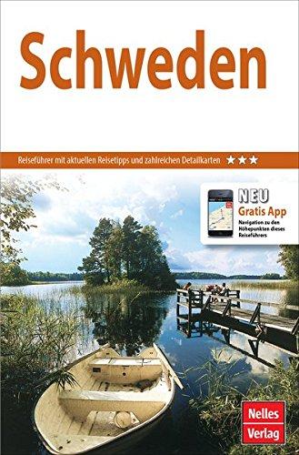 Nelles Guide Reiseführer Schweden (Nelles Guide / Deutsche Ausgabe): Alle Infos bei Amazon