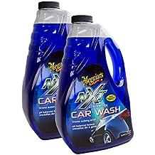 2x Meguiars 650040NXT Generación Car Wash Champú Auto 1892ml