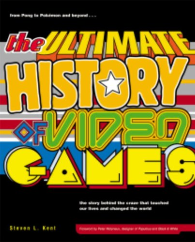 The Ultimate History of Video Games: from Pong to Pokemon and beyond...the story behind the craze that touched our lives and changed the world: from Pong ... touched our li ves and changed the world (Tetris Arcade Machine)