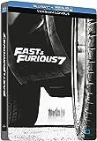 Fast & Furious 7 [Blu-ray + Copie digitale - Édition boîtier SteelBook]