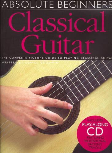 Absolute Beginners: Classical Guitar: Noten, CD für Gitarre