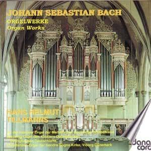 Organ Works - Hans Helmut Tillmanns