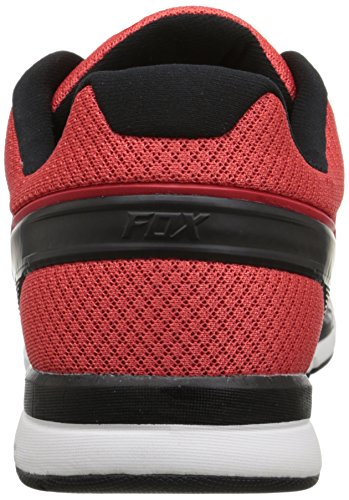 Fox Schuhe MOTION ELITE II SHOES red black white Red Black White