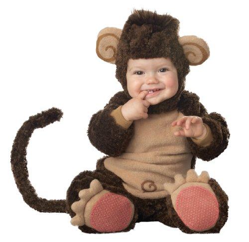 Elite Kleinkind Kostüm Kollektion - In Character Kost-me 32501 Lil Affe Elite Kollektion Baby-Kleinkind Kost-m Gr--e 6-12 Monate