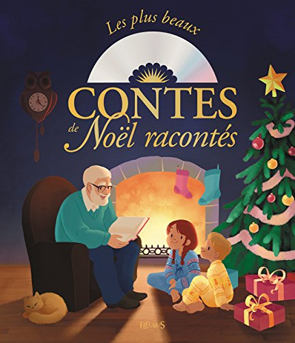 Les plus beaux contes de Noël racontés (1CD audio)