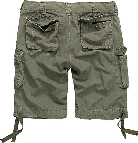 Brandit Herren Urban Legend Shorts Grün (Olive 1)