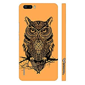 Huawei Honor 6 Plus SNOOTY INSOMNIAC designer mobile hard shell case by Enthopia