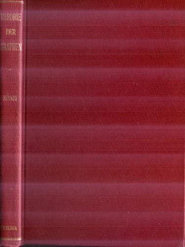 Theorie Der Endlichen und Unendlichen Graphen: Kombinatorische Topologie der Streckenkomplexie par D Konig