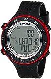 Sonata 77040PP02 Digital Watch