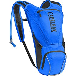 CamelBak Mochila con bolsa de hidratación, color azul