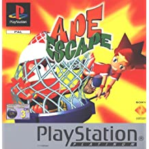 Ape Escape Platinum [ Playstation ] [Import anglais]