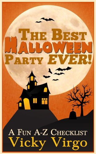 The Best Halloween Party Ever! A Fun A-Z Checklist (English Edition)