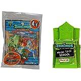 Magicbox - Magic Trick School + Pack Inicio con plano de la ciudad Zomling - Zomlings in the BIG town Serie 5.