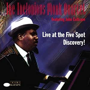 Live At The Five Spot - Discovery! [Import anglais]