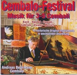 Andreas E. Beurmann - Cembalo-Festival