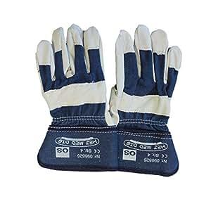os gants de travail gants de jardinage pour enfant bleu gris en cuir disponible en diff rentes. Black Bedroom Furniture Sets. Home Design Ideas