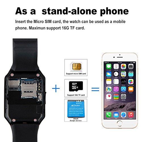 13 98 30 montre tactile zkcreation smartwatch. Black Bedroom Furniture Sets. Home Design Ideas