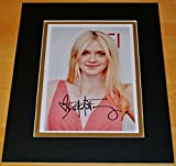 Sportagraphs DAKOTA FANNING HAND SIGNED AUTOGRAPH 10X8 PHOTO MOUNT TWILIGHT ACTRESS & COA
