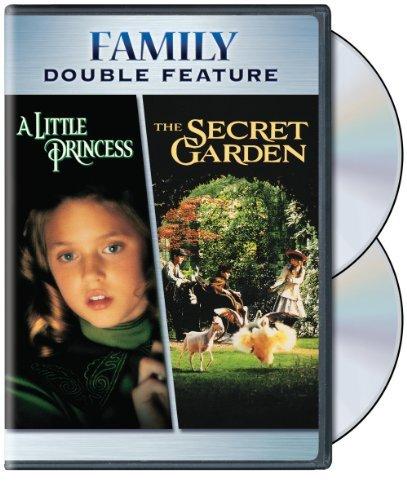 A Little Princess / The Secret Garden by Various (The Secret Garden Film)