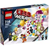 The LEGO Movie 70803: Cloud Cuckoo Palace