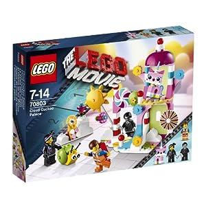 LEGO Movie 70803 - Il Palazzo del Paese dei Cucù LEGO Unikitty LEGO