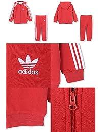 adidas adidas originals Jersey top and bottom set [FURRY TRACK SUITS, kids Originals AB1849
