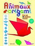 Animaux en origami...