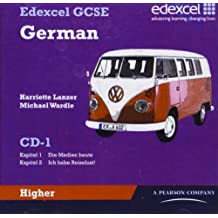 Edexcel GCSE German Higher Audio CD Pack