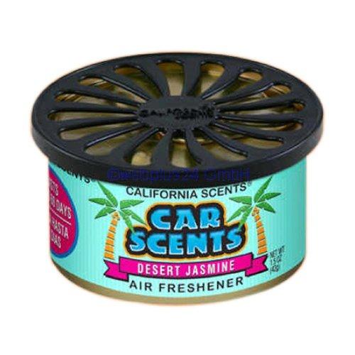 Preisvergleich Produktbild California Car Scents Duftdose für das Auto. Duftrichtung: Desert Jasmine (Jasmin)