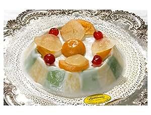 Cassata Siciliana 1,0 kg con pura ricotta di pecora - Spedizione 24h