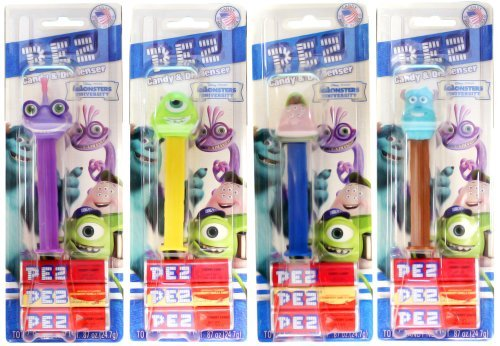 pez-bb79308-disney-monsters-pez-dispenser-and-candy-set-by-pez-candy