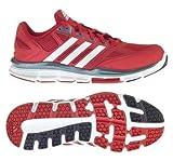 adidas Schuhe Speed Trainer rot/weiss, Gr. 12,5 (48)