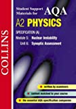 Collins Student Support Materials – AQA (A) Physics: Nuclear Instability