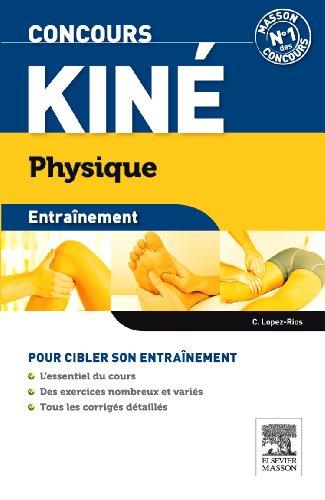 Concours kin Physique Entranement