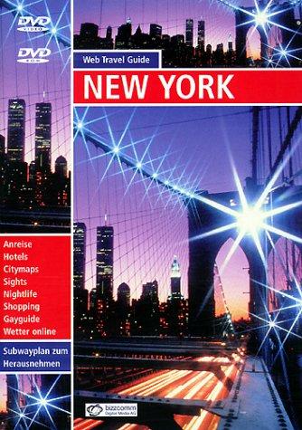 Preisvergleich Produktbild New York - DVD Travel Guide