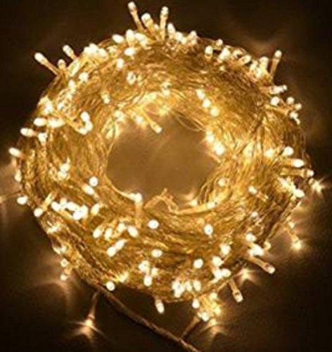 Halloweenlaterne Starry Lichterketten 80 Led Aussenleuchten 33 Feet Kupferdraht Ambiance Beleuchtung für Gärten, Häuser, Tanzen, Weihnachtsfeier, magische Beleuchtung Dekor für Innen-, Schlafzimmer-Fenster