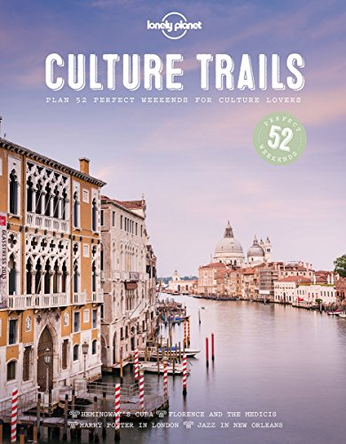 Descargar Libro Culture trails de Lonely Planet