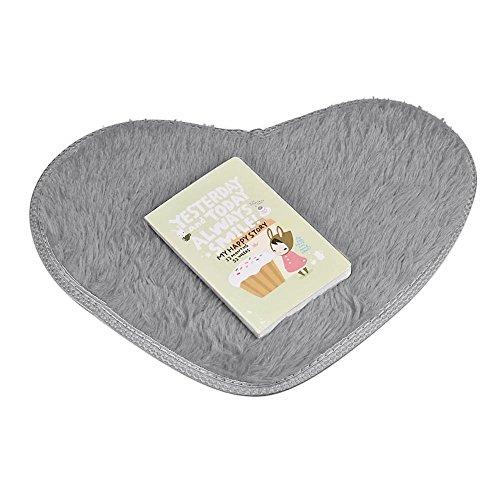 Malloom Heart Shape Non-slip Bat...