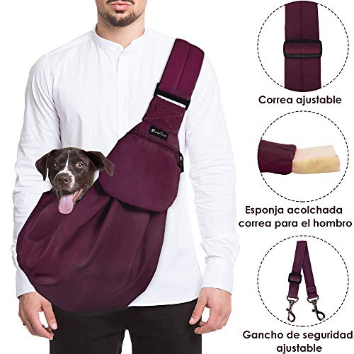 SlowTon Bandolera para Perro