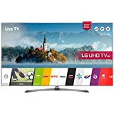 LG 43UJ750V 43 inch 4K Ultra HD HDR Smart LED TV (2017 Model)