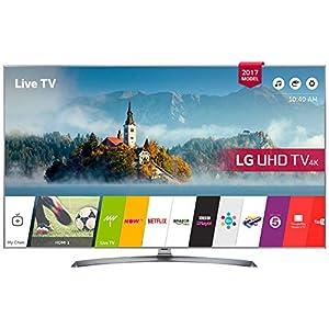 LG 43UJ750V 43-Inch 4K Ultra HD HDR Smart LED TV