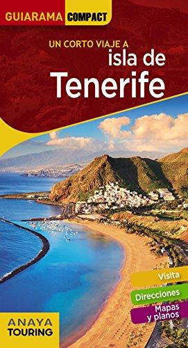 Isla de Tenerife (Guiarama Compact - España) por Anaya Touring