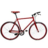 51A0Y9UTMRL. SL160  - Migliori biciclette scatto fisso: guida agli acquisti su Amazon