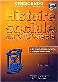 Histoire sociale du XIXème siècle