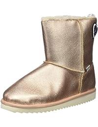 Amazon.es  Dorado - Botas   Zapatos para niña  Zapatos y complementos 6d40656e189e4