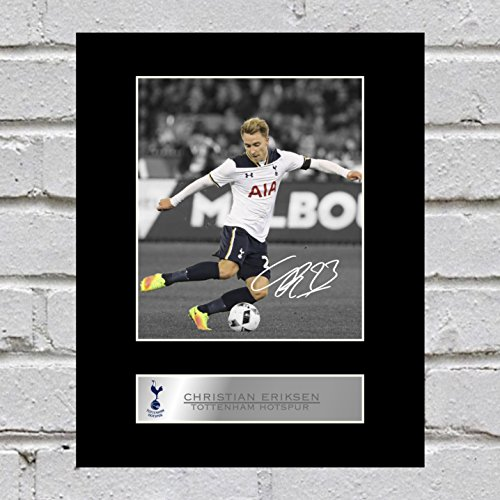 Christian-Eriksen-Photo-Display-Tottenham-Hotspur-FC