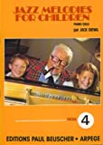 partition jazz melodies for children volume 4