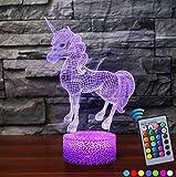 PAIGOU Fútbol LED Lámparas para el dormitorio, luces 3D Lámparas táctiles de 7 colores Lámparas intermitentes de escultura de arte Lámparas de mesa de escritorio para el dormitorio