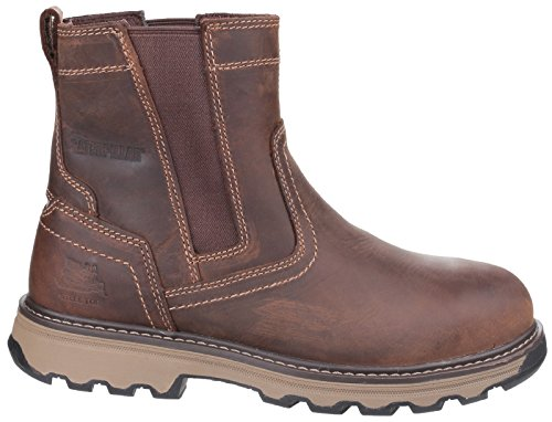 Pelton S1P HRO SRC Dark Beige Safety Deal Boot UK 6 EU 40 Dark Beige