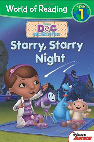 World of Reading: Doc McStuffins Starry, Starry Night: Level 1 (World of Reading, Level 1: Doc Mcstuffins)
